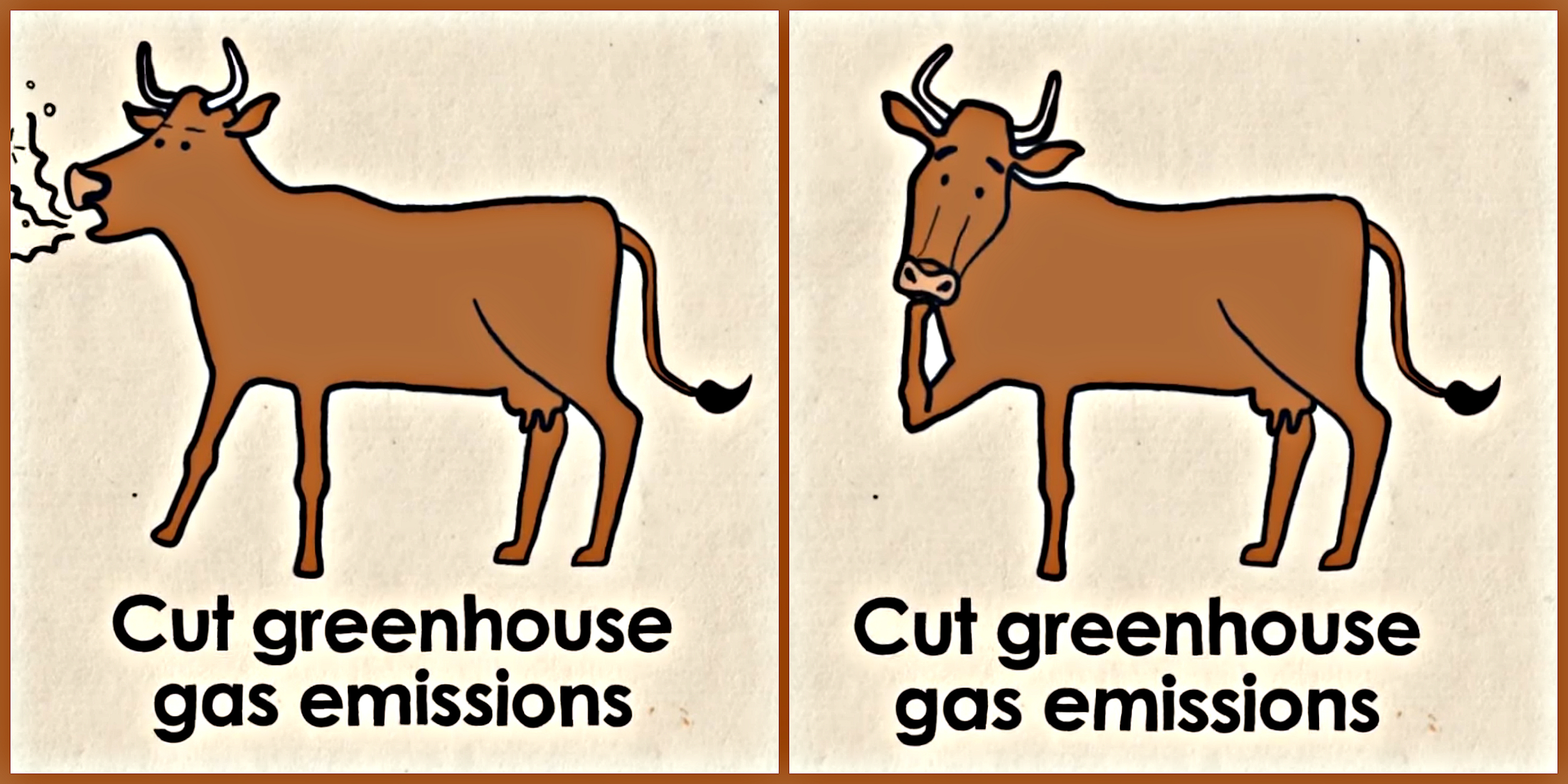 Enteric methane) greenhouse gas emissions in cows are cut 25% with feed  supplement (3-NOP)   International Livestock Research Institute